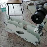 Gruppo portarotolo doppio D=800mm per bordatrice