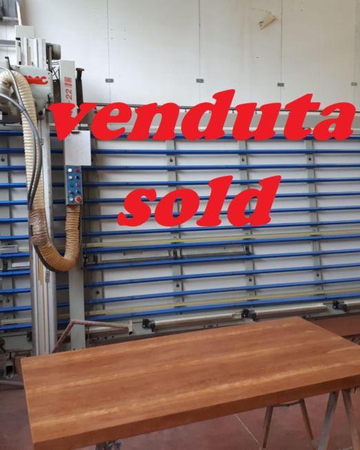 sezionatrice verticale GMC (venduta)