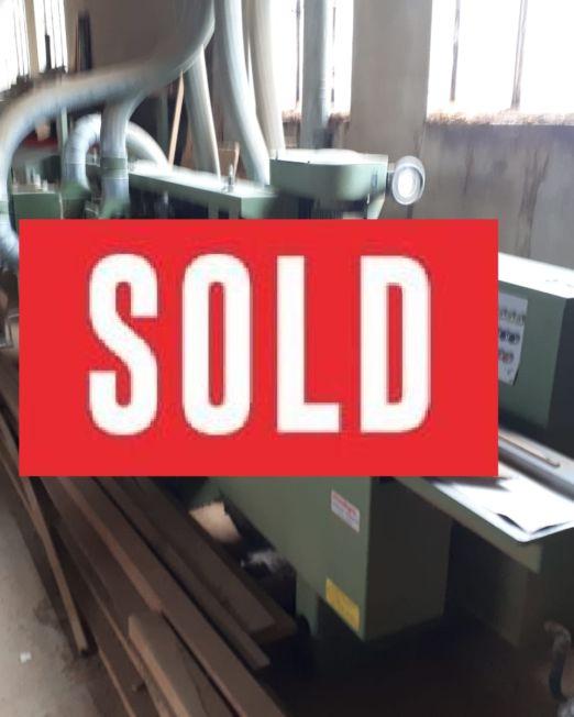 WEINIG U17A (sold)