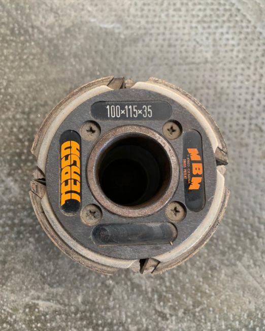 testa MBM TERSA H115 usata (1)