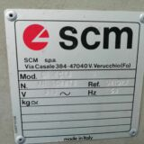 """BORDATRICE SCM SELECTA """"A"""""""